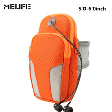 MELIFE Running Arm Bag Waterproof jogging pack Sport waist pocket For iPhone 7 4 6 6s Plus 5 SE For Samsung S8 Plus S6 S7 Edge(China)