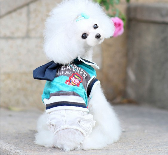 cheap dog clothes for small dogs 2014 best selling fashion style dog product(China (Mainland))
