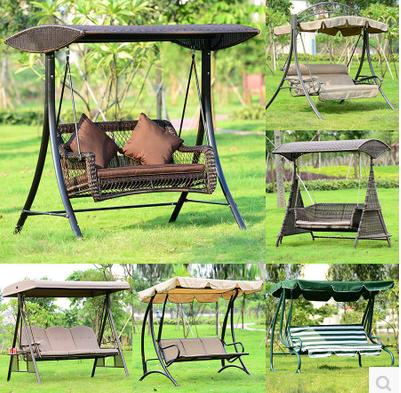 Online kaufen gro handel rattan schaukelstuhl aus china for Schaukelstuhl outdoor rattan