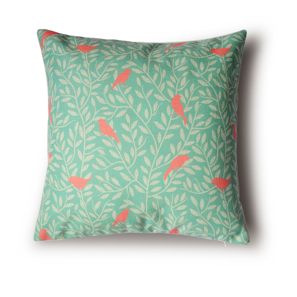 American-Country-Style-Cushion-Pillows-Classical-Bird-Cushions-Sofa-Cushions-Home-Decor ...
