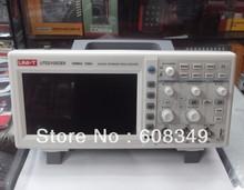 "Buy UNI-T UTD2102CEX Digital 7"" TFT LCD 2-Channel Storage Oscilloscope for $369.00 in AliExpress store"
