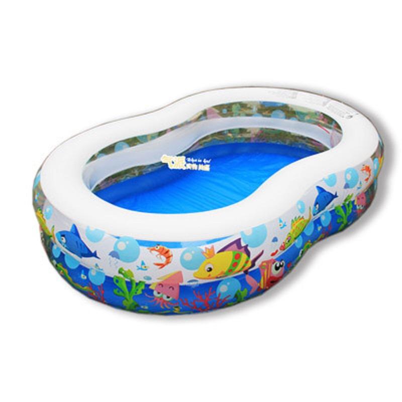JILONG Inflatable Swimming Pool Baby Kids children ball pool inflatable pool Bath basin baby swimming pool(China (Mainland))