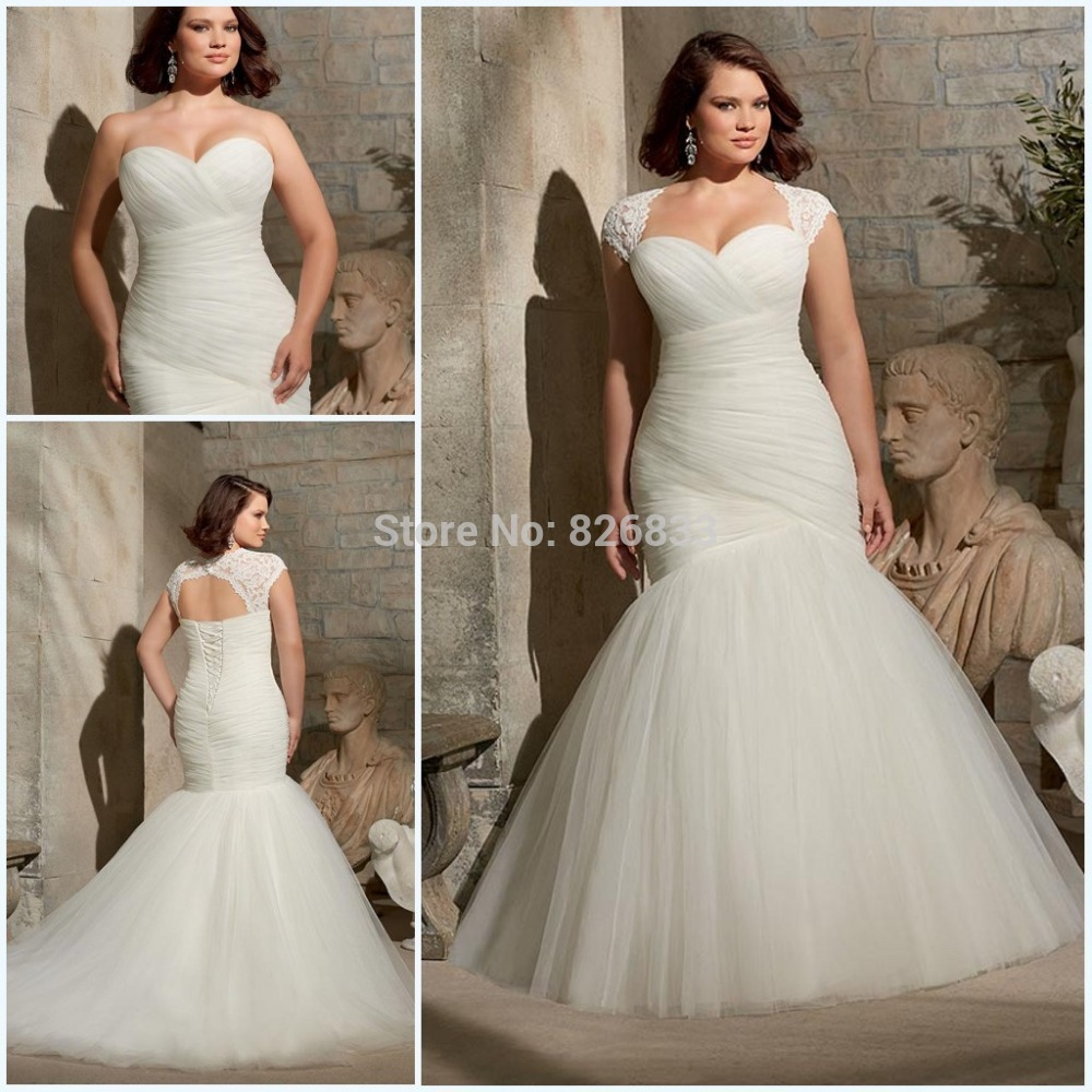 Mermaid wedding dresses 2015 plus size styleplus size mermaid wedding dresses 2015 plus size style ombrellifo Image collections
