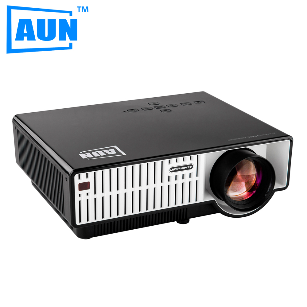 AUN Projector T31P Set in Android Bluetooth WIFI 2800 Lumens 1280*800 LED Projector Multimedia Player Beamer for Home Cinema(China (Mainland))