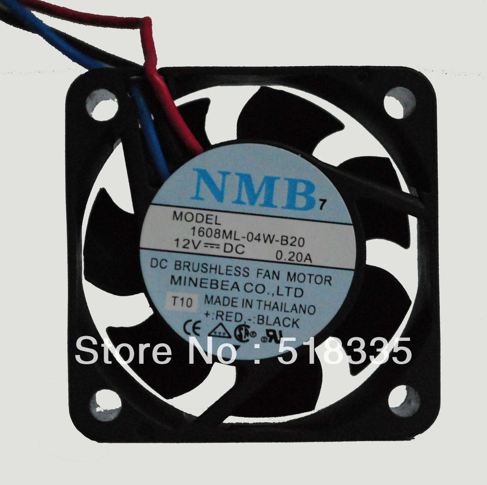 Free Shipping!!NMB 4015 12V 0.2A dual ball 4cm 3 line graphics north and south bridge cooling fan 40 * 40 * 15mm(China (Mainland))