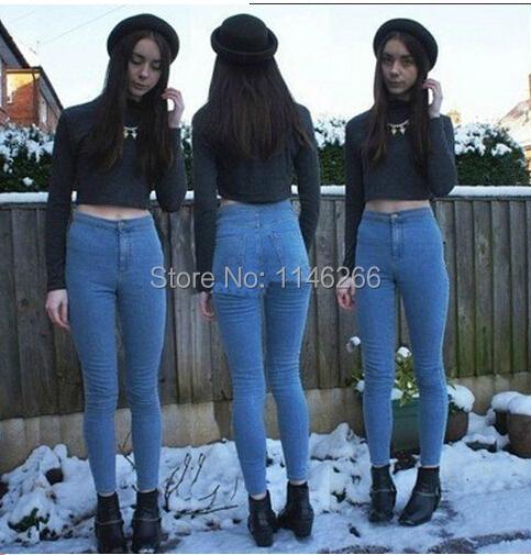 Фото девушек с высоким талией