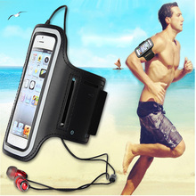 LINGWUZHE #3 Sport Workout Arm band Phone Case Running bag for 5.0