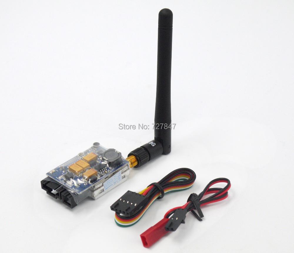 FPV 5.8G 200mW AV Wireless Transmitter TS351 Hot Sale(China (Mainland))