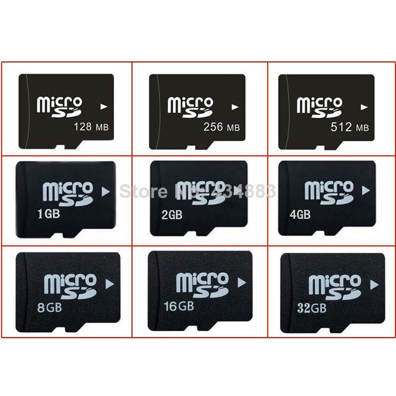 Real Full Capacity MicroSD TF Memory Card 2G 4GB 8GB 16GB 32GB Compact Flash Card Carta di TF Cartao de Memoria tarjeta PACKED(China (Mainland))