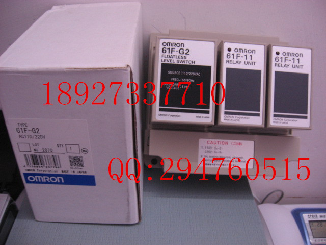 [ZOB] New original omron Omron level switch 61F-G2 AC110 / 220(China (Mainland))