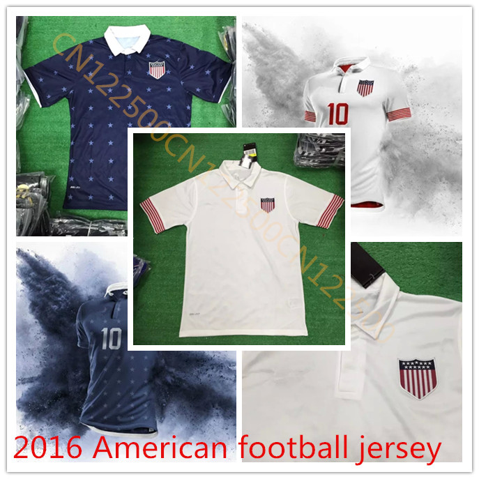 2016 Odell Beckham JR Jersey Authentic elite American Football Jersey blue white Size S-XL, U.S. national team football(China (Mainland))
