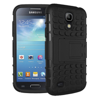 For Samsung S4 Case Heavy Duty Armor Shockproof Hybird Hard Rugged Rubber Case Cover For Samsung Galaxy S4 i9500 i337 <^