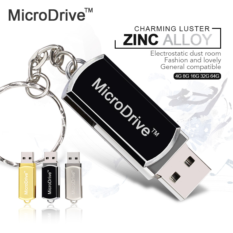 Hot sale! Real capacity Stainless Steel usb flash drive 2GB 4GB 8GB 16GB 32GB 64GB USB 2.0 Flash Memory Stick Drive pen drive(China (Mainland))