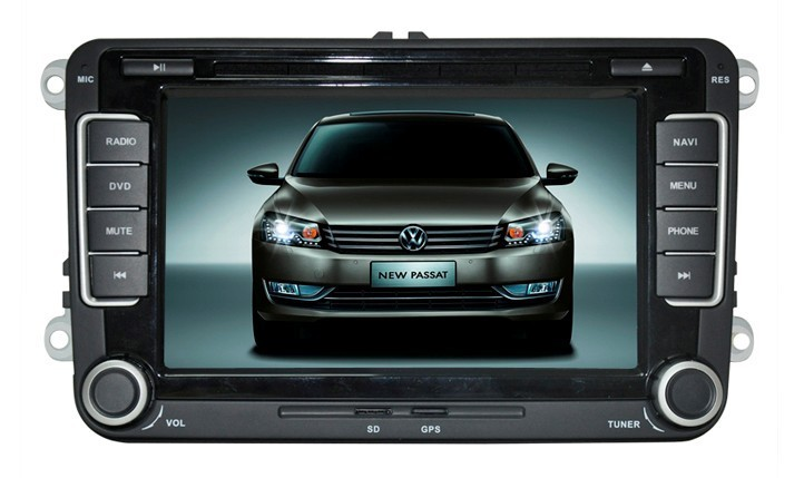 Android 10.1 inch Car dvd player For Volkswagen Passat With GPS Bluetooth Radio Free Map(China (Mainland))