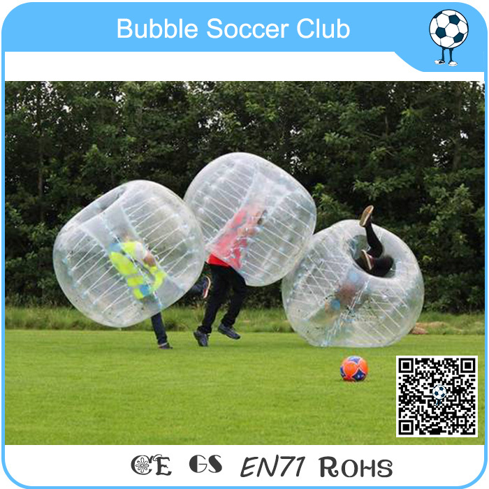 Inflatable human bumper ball/inflatable body bumper ball/soccer bubble inflatable human bowling ball(China (Mainland))