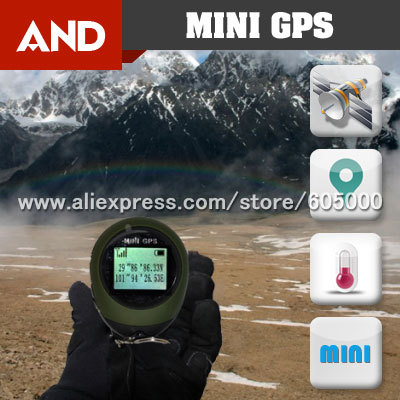 Mini GPS logger USB Rechargeable For Outdoor Sport Travel(China (Mainland))