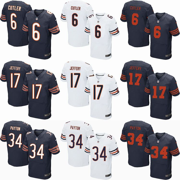 cheap Chicago Bears Charles Leno Jerseys
