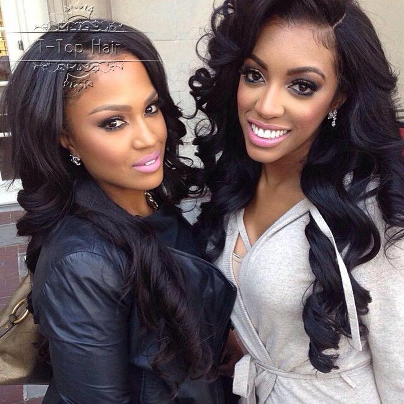 Brazilian Virgin Hair Wigs Lace Front Human Hair Wigs Body Wave Natural Black Glueless Full Lace Human Hair Wigs For Black Women