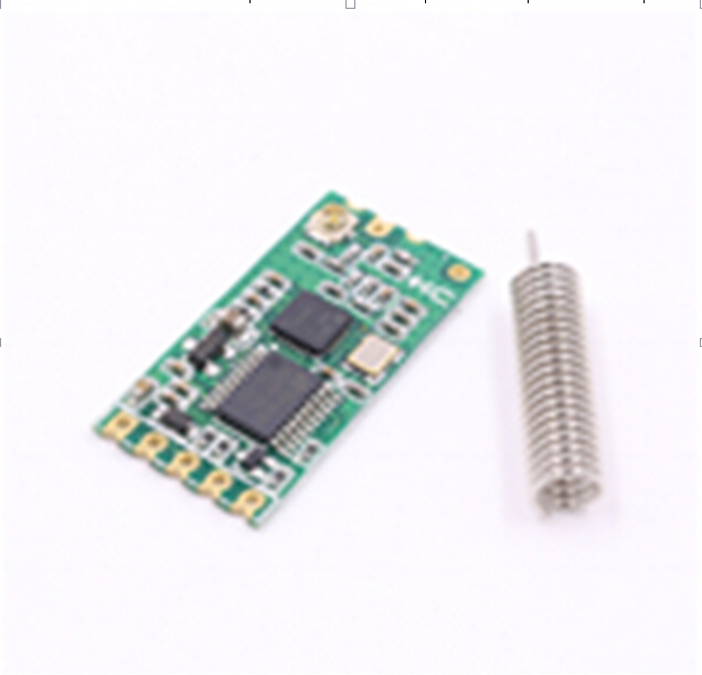 For arduino HC-11 433MHz wireless RF serial UART Module CC1101(China (Mainland))