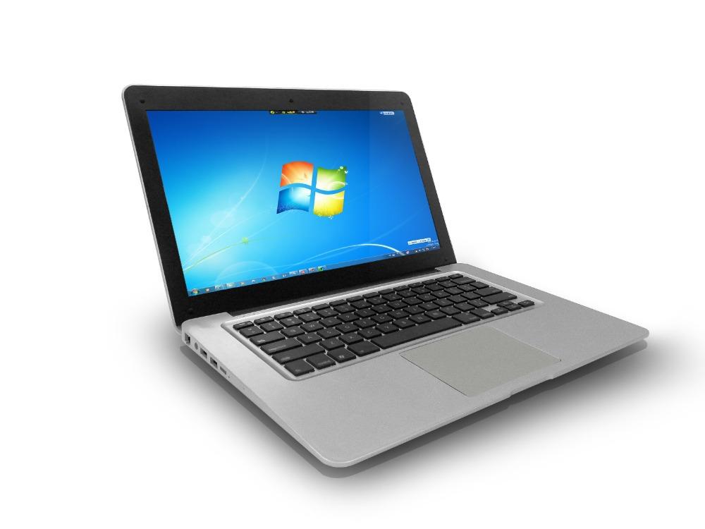 barebone CHEAP LAPTOP cheapest core 2 duo Metal netbook i5 33602.9GHz 14 ultra-thin laptops barebone no HDD, NO RAM,(China (Mainland))