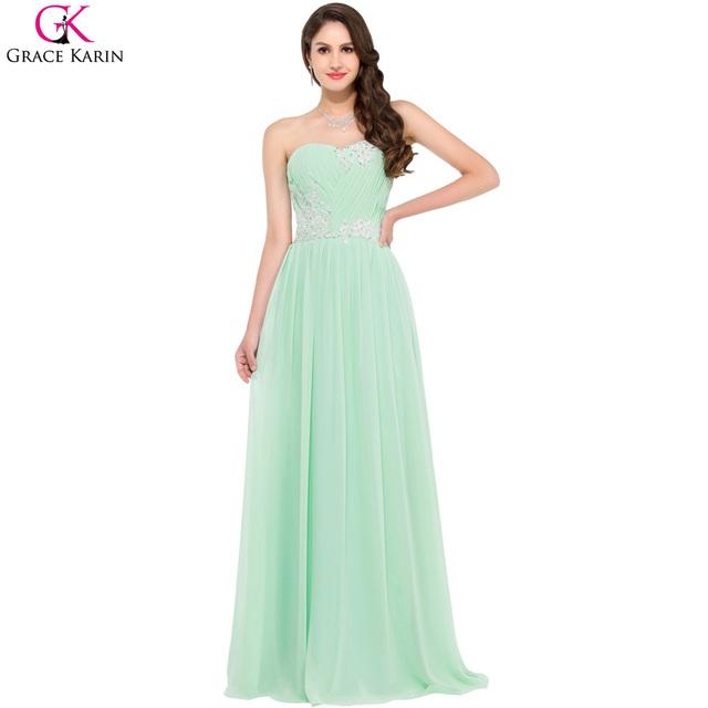 Элегантный розовый зеленый голубой платья невесты фиолетовый грейс карин без бретелек ...