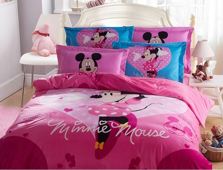 Minnie Mouse Bedroom Set Promotion Shop For Promotional Minnie Mouse Bedroom