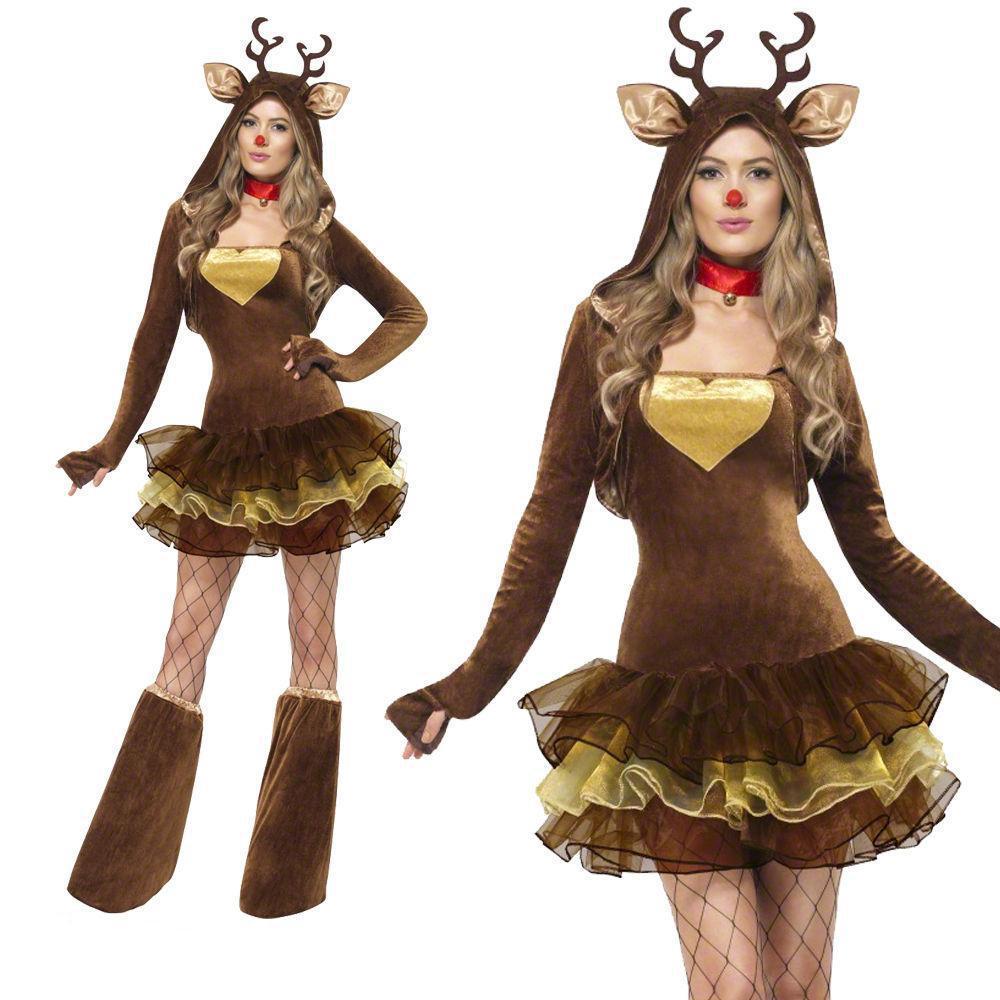 Reindeer Costume Reindeer Costumes Price