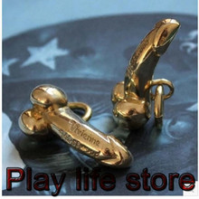 hot new Gags & Practical Jokes copper  sex men penis dick car  keychains  metal keychain(China (Mainland))
