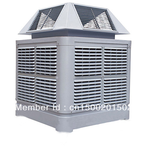 Water Air Coolers For Home : Air cooler evaporative industrial