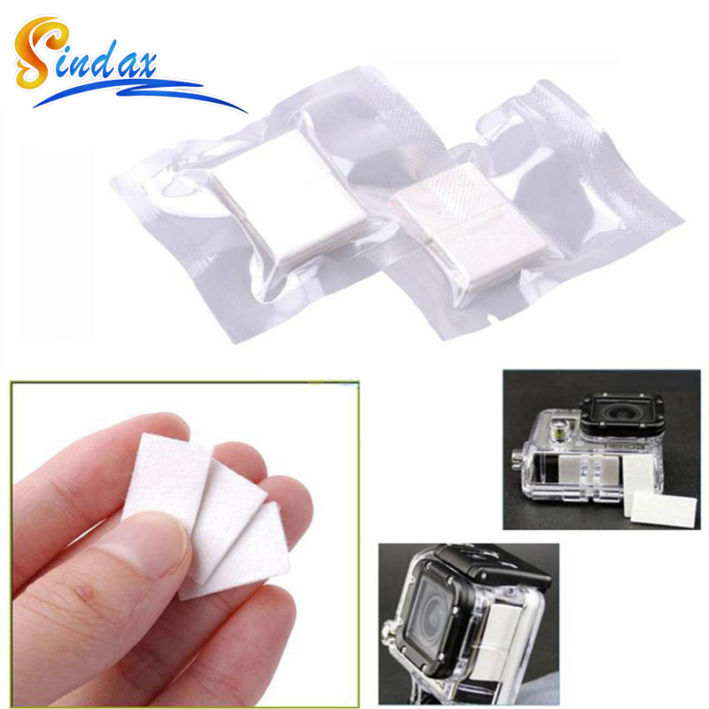 Sindax Anti Fog Inserts For Gopro Xiao mi yi Anti Fog Recycle Drying Inserts for Gopro