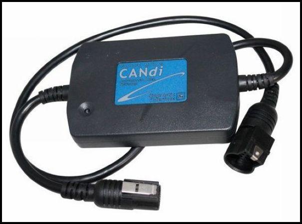 Top quality gm tech 2 GM TECH2 CANDI Interface module for GM tech2 auto diagnostic connector adaptor(China (Mainland))