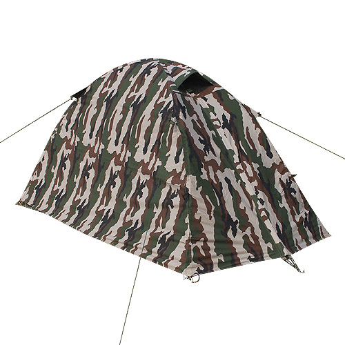 Jiangsu manufacturers selling outdoor camping tents single double canvas camouflage tent can be printed LOGO(China (Mainland))