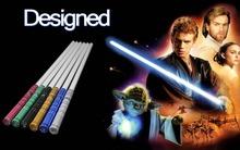 Luke Star Wars Black Series Skywalker LightSaber Jedi Blue Vader Sword 100cm(China (Mainland))