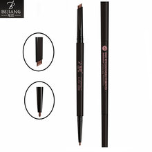 BEJING Professional Double-headed Makeup Eyebrow Pencil Beauty Make Up Cosmetics Eye Brow Pencils With 2 Different Pencil Leads(China (Mainland))