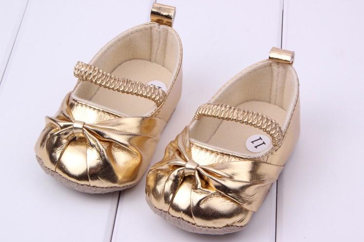 Baby Girl Shoes Infant Toddler Girls Shoes Prewalker Walking Shoes Size 4 5 6 Drop Shipping Free Shipping(China (Mainland))