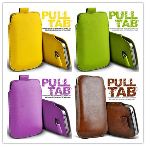 For 5.0inch Zopo ZP980 Smartphone Pull tab pouch 13 colors PU sleeve leather capa case for zopo C2 ZP980 ZP700 THL W100 W200 T5S(China (Mainland))