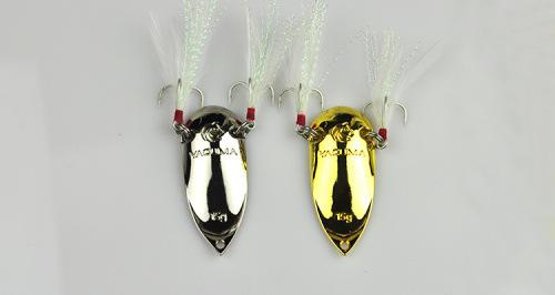 15g Cicada Shape Bionic Bait Paillette Metal Hard Fishing Baits Fishing Lure Bait With Treble Hook FL064