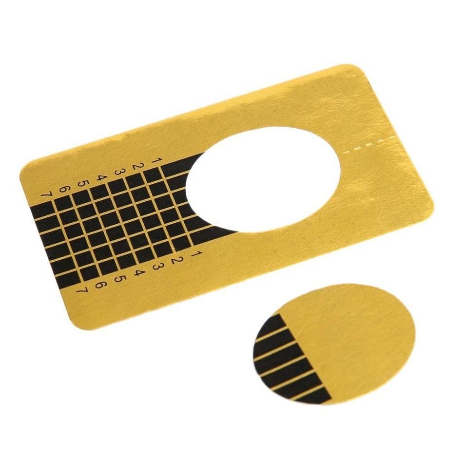 Free-Shipping-500Pcs-Nails-Gel-Extension-Sticker-Nail-Art-Form-Nail-Form-Tips-Nail-Art-Guide (4)