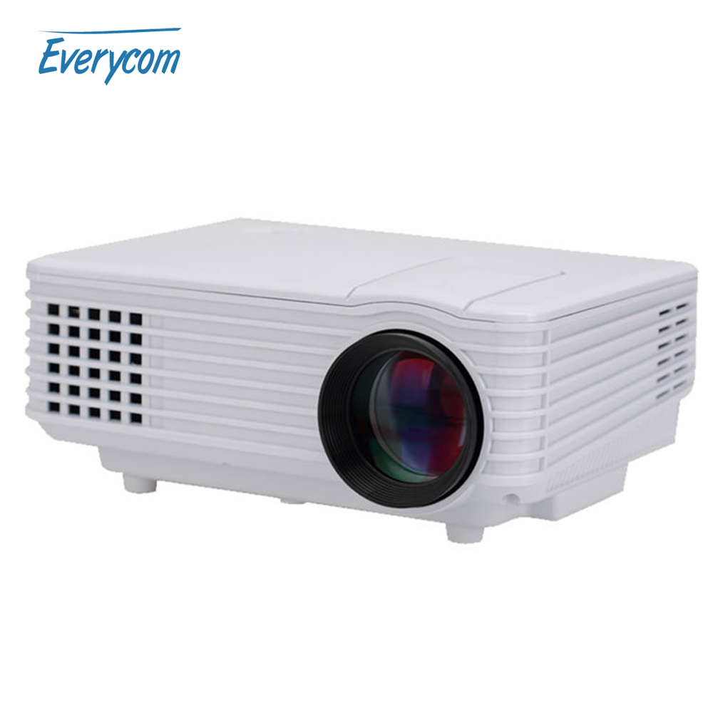 2016 new original ec77 led projector full hd multimedia for Hd projector small