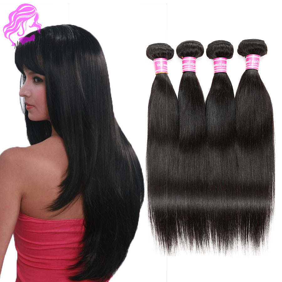 Cheap Brazilian Virgin Hair 4 Bundles 7a Hot Deals Brazilian Straight Hair Weave Top Hair Extensions Human Hair Weave Websites