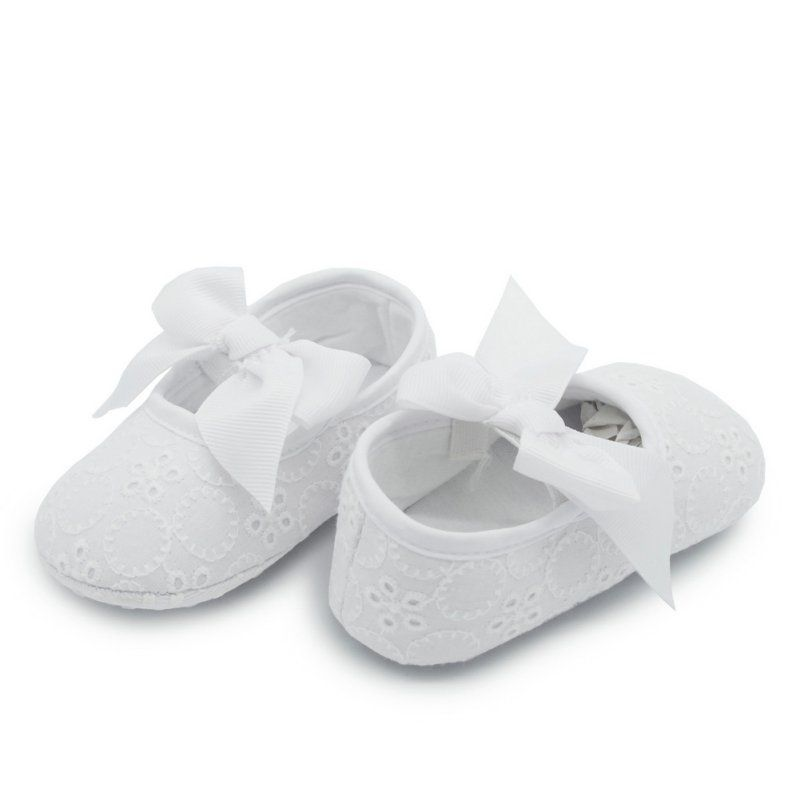 baby girl princess prewalker shoes pure white soft sole shoes infant leisure first walkers girl toddler shoes(China (Mainland))