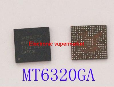 100% New 2pcs/lot MT6320GA MT6320 mobile IC(China (Mainland))