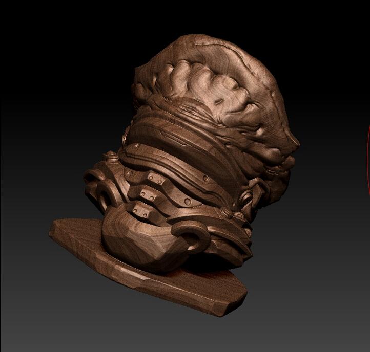 Buy 3d Model For Cnc 3d Carved Figure