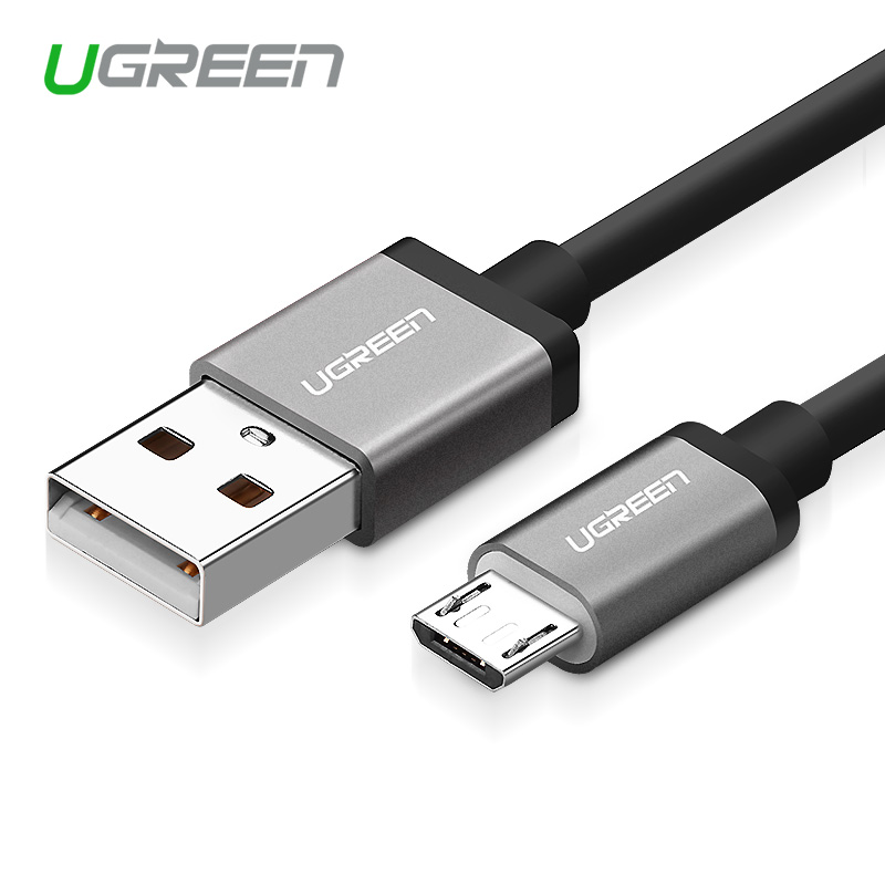 Ugreen Micro USB Cable Fast Charging Mobile Phone Andriod Cable Adapter 5V2A 1m 2m 3m USB Data Charger Cable for Samsung HTC LG(China (Mainland))
