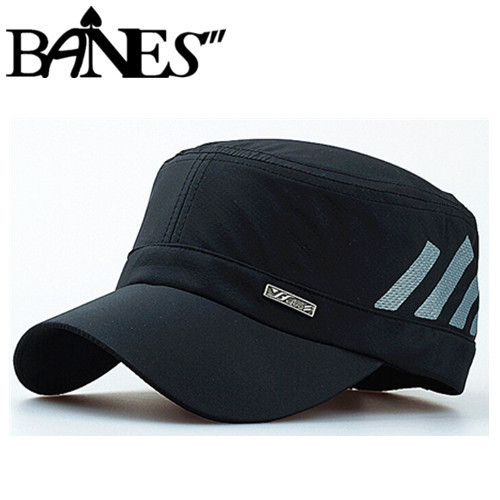 Men's outdoor sports baseball cap breathable quick-drying, high-quality fashion brand snapback cap golf hat for men and women(China (Mainland))
