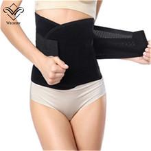 Waist Trainer Slimming Belt Body Shaper Underwear Tummy Trimmer Training Corset Miss Belt Hot Shapers Fajas