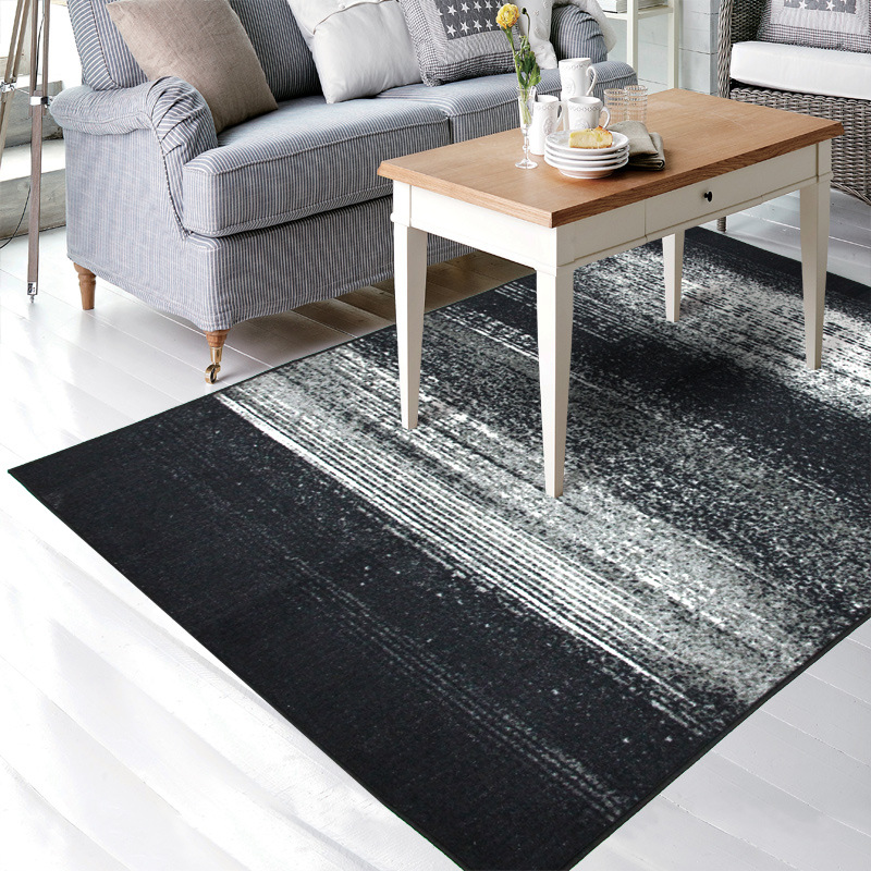 Acquista all 39 ingrosso online grigio a righe tappeto da - Tappetini da cucina ...