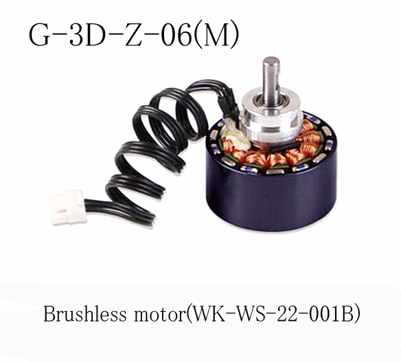 5pcs Hot original Walkera G-3D Brushless Camera Gimbal Parts Tilt Brushless Motor (WK-WS-22-001B) G-3D-Z-06 (M)<br><br>Aliexpress