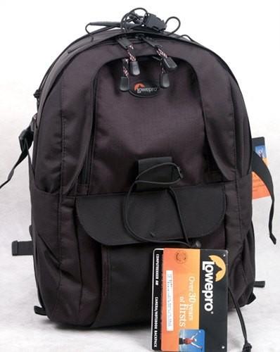 New Lowepro CompuTrekker AW DSLR Camera Bag Backpack & 15' Laptop &Weather Cover(China (Mainland))