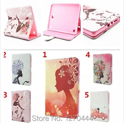 For Samsung Galaxy Tab A 8' T350 Case with diamond Style PU Leather Stand Case Cover for Samsung Tab A 8 inch+pen as a gift(China (Mainland))